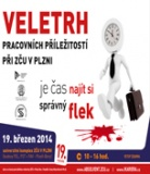 Veletrh pracovních příležitostí při ZČU v Plzni